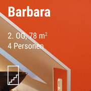 Link zum Apartment Barbara