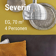 Link zum Apartment Severin