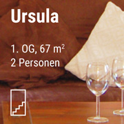 Link zum Apartment Ursula