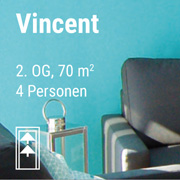 Link zum Apartment Vincent